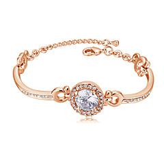 preiswerte Armbänder-Armband - Süß, Modisch, Elegant Armbänder Gold / Silber / Rotgold Für Hochzeit / Party