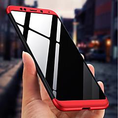Недорогие Чехлы и кейсы для Xiaomi-Кейс для Назначение Xiaomi Redmi 5 Plus / Redmi 5 Матовое Чехол Однотонный Твердый ПК для Redmi Note 5A / Xiaomi Redmi Note 5 Pro / Xiaomi Redmi Note 4X