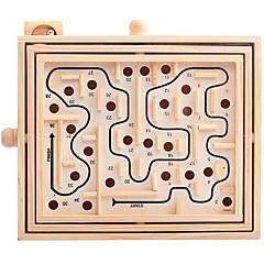 abordables Puzzle Juguetes-Puzzles de Madera Madera / Bambú Todo Preescolar Regalo 1pcs
