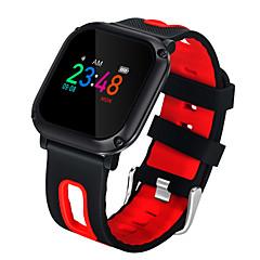 abordables Tecnología Inteligente-Reloj elegante STDB09 para Android 4.3 y superior / iOS 7 y superior Monitor de Pulso Cardiaco / Medición de la Presión Sanguínea / Calorías Quemadas / Standby Largo / Pantalla Táctil Podómetro