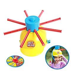 abordables Productos Anti-Estrés-Mordazas y juguetes de broma / Antiestrés Familia / Juego Wet Head Gracioso Adultos / Adolescente Regalo