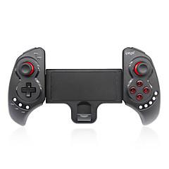 abordables Accesorios para Juegos de Smartphone-iPEGA PG-9023 Sin Cable Control de Videojuego Para Tablet / Smartphone ,  Bluetooth Portátil Control de Videojuego ABS 1 pcs unidad