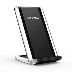 tanie Nowości-10w / 7,5w szybka ładowarka bezprzewodowa dla iphone x iphone 8 8 plus samsung s8 plus s8 s9 uwaga 8 google nexus 5/6/7 lub wbudowany qi odbiornik smartfon