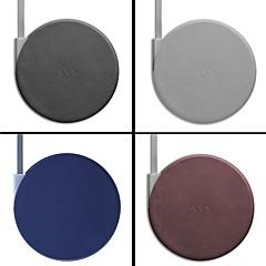 preiswerte Ladegeräte fürs Handy-Kabelloses Ladegerät USB-Ladegerät USB Kabelloses Ladegerät Nicht unterstützt 1 A / 2 A DC 9V / DC 5V iPhone X / iPhone 8 Plus / iPhone 8