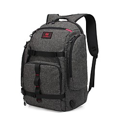 """preiswerte Laptop Taschen-Nylon Solide Rucksäcke 17 """"Laptop / 15 """"Laptop"""