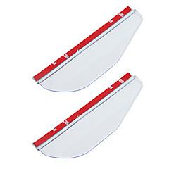 preiswerte Auto Dekoration-2pcs Auto Auto Regen Augenbrauen Geschäftlich Einfügen-Typ For Rückspiegel For Universal Alle Modelle Alle Jahre