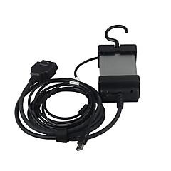 Недорогие Инструменты и оборудование-16pin Разъемы Male к двойному Female OBD-II - Автомобильные диагностические сканеры
