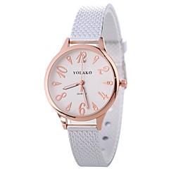 preiswerte Damenuhren-Xu™ Damen Armbanduhr Chinesisch Kreativ / Armbanduhren für den Alltag / Großes Ziffernblatt Legierung Band Modisch / Minimalistisch