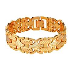 abordables Bijoux pour Femme-Homme Corde Chaînes & Bracelets - Mode Bracelet Or / Argent Pour Cadeau Quotidien