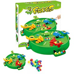 abordables Juegos de Mesa-Juegos de Mesa Rana Interacción padre-hijo / Gracioso 1 pcs Niño