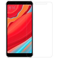 Недорогие Защитные плёнки для экранов Xiaomi-Защитная плёнка для экрана для XIAOMI Xiaomi Redmi S2 Закаленное стекло / PET 1 ед. Протектор объектива спереди и камеры HD / Уровень защиты 9H / Взрывозащищенный