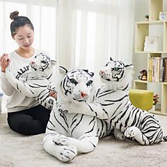 abordables Juguetes de Peluche-Tiger Animales de peluche y de felpa Animales Cool Acrílico / Algodón Chica Juguet Regalo 1 pcs
