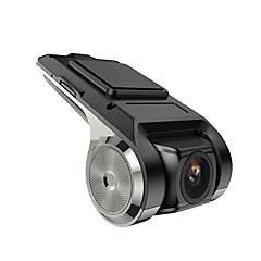 abordables Electrónica de Coche-anytek x28 1080p mini / visión nocturna coche dvr 140 grados gran angular sin pantalla (salida por aplicación) dash cam con wifi / adas / wdr grabadora de coche (la consola central debe ser sistema An