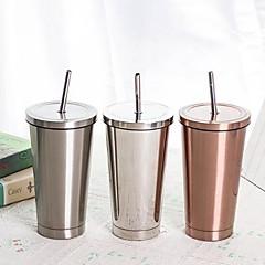 abordables Tazas-Vasos Acero Inoxidable Tazas de Café retener el calor / Don novio / Regalo novia 1 pcs