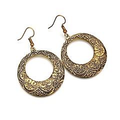 preiswerte Ohrringe-Damen Skulptur Tropfen-Ohrringe - Modisch, Boho Silber / Golden Für Party / Abend / Festtage