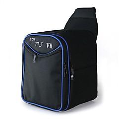 preiswerte Zubehör für Videospiele-Kabellos Taschenkits Für PS4 . Tragbar Taschenkits Segeltuch 1 pcs Einheit