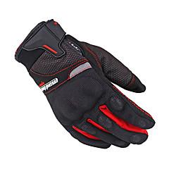 ราคาถูก อุปกรณ์เสริมสำหรับรถจักรยานยนต์และ ATV-Madbike เต็มนิ้วมือ ทุกเพศ ถุงมือรถจักรยานยนต์ วัสดุผสม สัมผัสหน้าจอ / ระบายอากาศ / Wearproof