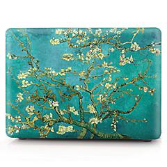 cheap Mac Accessories-MacBook Case Flower Plastic for New MacBook Pro 15-inch / New MacBook Pro 13-inch / Macbook Pro 15-inch