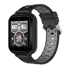 abordables Tech & Gadgets-STQ1PRO Reloj elegante Android iOS Bluetooth Impermeable Monitor de Pulso Cardiaco Pantalla Táctil Calorías Quemadas Standby Largo Podómetro Recordatorio de Llamadas Seguimiento de Actividad / 2 MP