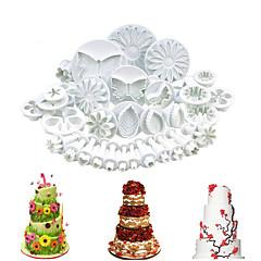 お買い得  ベイキング用品&ガジェット-ベークツール プラスチック 多機能 / 創造的 ケーキ / クッキー ケーキ型 33