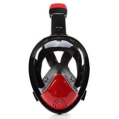 abordables Máscaras de Buceo-Buceo Máscaras / Máscara de esnórquel Anti vaho, Máscaras de Cara Completa, Submarino Ventanilla Única - Natación, Buceo Silicona - para