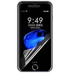 abordables Protectores de Pantalla para iPhone 6s / 6-Protector de pantalla para Apple iPhone 6s / iPhone 6 PET 1 pieza Protector de Pantalla Frontal Alta definición (HD) / Ultra Delgado