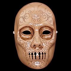 abordables Decoración del Hogar-Decoraciones de vacaciones Decoraciones de Halloween Máscaras de Halloween Decorativa / Cool Beige 1pc