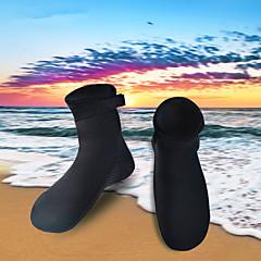 abordables Calcetines-HISEA® Calcetines de Buceo 3mm Neopreno para Adultos