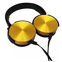 preiswerte Headsets und Kopfhörer-COOLHILLS TH-100 Stirnband Draht Kopfhörer Kopfhörer Kunststoff / Metalschale Handy Kopfhörer Mini / Neues Design / Stereo Headset