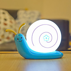 お買い得  LED アイデアライト-1セット LEDナイトライト 暖かい白+白 単3乾電池 / DC電源 子供のための / カートゥン / かわいい 5 V