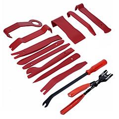 Недорогие Ремонтные инструменты-ziqiao 13 шт пластиковых автомобилей авто дверь интерьер отделка удаление панели клип под открытым открытым инструментом набор инструментов высокого качества ручной набор инструментов