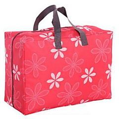 abordables Almacenamiento para Baño y Colada-No tejido Rectángulo Adorable Casa Organización, 1pc Maleta / Bolsa y Cubo para Colada