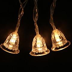 preiswerte LED Lichtstreifen-5m Leuchtgirlanden 40 LEDs Warmes Weiß / Weiß / Mehrfarbig Neues Design / Dekorativ / Cool 220-240 V