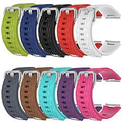 ieftine -Uita-Band pentru Fitbit ionic Fitbit Banderola Sport Ceramică / Silicon Curea de Încheietură