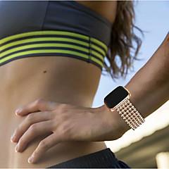 Недорогие -Ремешок для часов для Fitbit Versa Fitbit Современная застежка Нержавеющая сталь Повязка на запястье