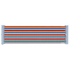abordables Placas Base-gpio colorido 40p cable 20cm para frambuesa pi b