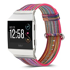 お買い得  腕時計ベルト-本革 時計バンド ストラップ のために Apple Watch Series 3 / 2 / 1 シルバー 23センチメートル / 9インチ 2.1cm / 0.83 Inch