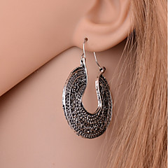 preiswerte Ohrringe-Damen Klassisch / Retro Tropfen-Ohrringe - Beiläufig / sportlich, Modisch Silber Für Alltag / Formal