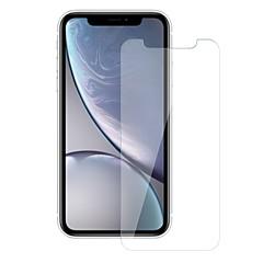 hesapli -Ekran Koruyucu için Apple iPhone XR Temperli Cam 1 parça Ön Ekran Koruyucu 9H Sertlik / Çizilmeye Dayanıklı