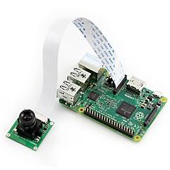 お買い得  Arduino 用アクセサリー-wavehare rpiカメラ(b)可変焦点