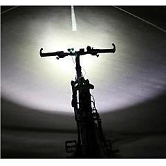 preiswerte Stirnlampen-5000/2500 lm Stirnlampen / Radlichter / Fahrradlicht Cree XM-L U2 Modus LS070 - Wasserfest / Stoßfest / Wiederaufladbar
