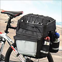 abordables Bolsas para Bicicleta-36-55 L Bolsa Maletero / Bolsa Lateral Ajustable, Portátil, Ligero Bolsa para Bicicleta Nailon Bolsa para Bicicleta Bolsa de Ciclismo Ciclismo Camping / Patinete