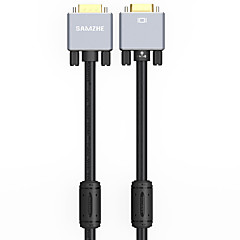 Недорогие VGA-Samzhe VGA Кабель, VGA к VGA Кабель Male - Male 1080P 3.0M (10Ft)