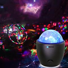 お買い得  LED アイデアライト-brelong音楽誘導ステージマジックボール投射ランプ1個