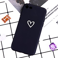 cheap iPhone Cases-Case For Apple iPhone XR / iPhone XS Max Pattern Back Cover Heart Soft TPU for iPhone XS / iPhone XR / iPhone XS Max