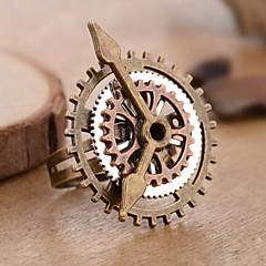 preiswerte Ringe-Damen Retro Öffne den Ring Einstellbarer Ring - Ausrüstung Hyperbel, Modisch, Steampunk Verstellbar Bronze Für Maskerade Strasse