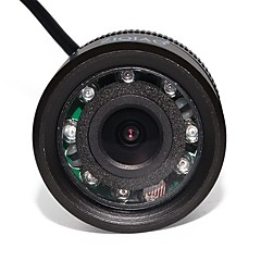 Недорогие Камеры заднего вида для авто-ZIQIAO CCD Проводное 170° Камера заднего вида Водонепроницаемый / Ночное видение для Автомобиль