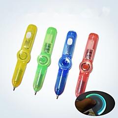 preiswerte Ausgefallene LED-Beleuchtung-1 set LED-Nachtlicht Kühles Weiß Knopf Batteriebetrieben Niedlich / Kreativ Batterie
