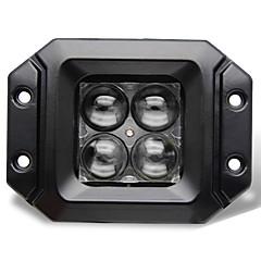 preiswerte Autozubehör-OTOLAMPARA 1 Stück Auto Leuchtbirnen 20 W LED High Performance 2000 lm 4 LED Arbeitsscheinwerfer Für Kia / Ford Forte / Edge / K2 Alle Jahre