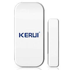 abordables Sensores de Seguridad-Sin Cable Sensor de puerta y ventana 433 Hz 15 m para Montura de Pared / Soporte Libre